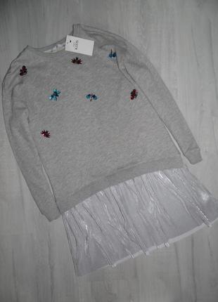 Платье marks & spencer 13-14л
