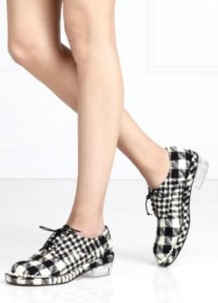 Туфли броги  simone rocha