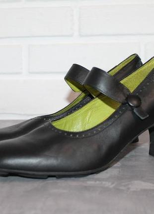 Кожаные туфли от camper 37 размер