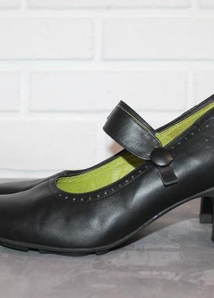 Кожаные туфли от camper 37 размер2 фото