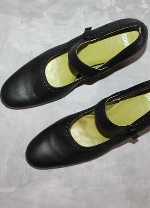 Кожаные туфли от camper 37 размер4 фото