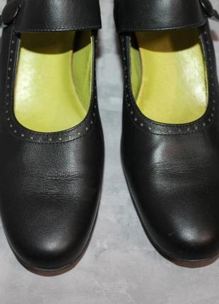 Кожаные туфли от camper 37 размер5 фото