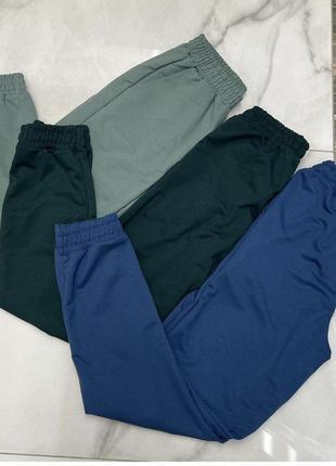 Спортивные штаны, джогеры, женские спортивные штаны, спортивні штани, джогери2 фото