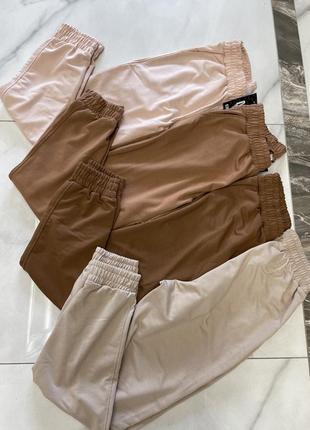 Спортивные штаны, джогеры, женские спортивные штаны, спортивні штани, джогери7 фото