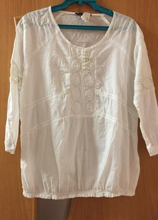 #блуза#блуза с вышивкой#нарядная#рубашка#блуза белая#3 фото
