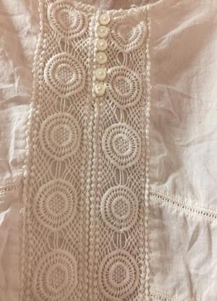 #блуза#блуза с вышивкой#нарядная#рубашка#блуза белая#7 фото