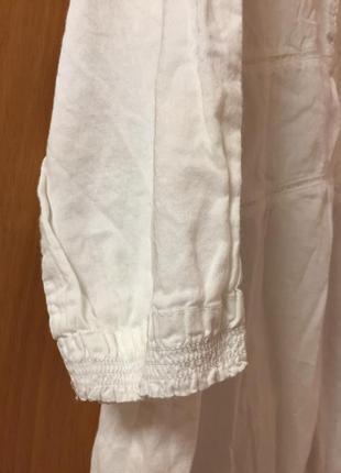 #блуза#блуза с вышивкой#нарядная#рубашка#блуза белая#6 фото