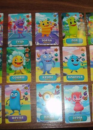 Игровые 3д карточки джокис в новом состоянии повторки