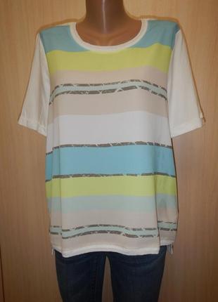 Блуза футболка basler p.401 фото