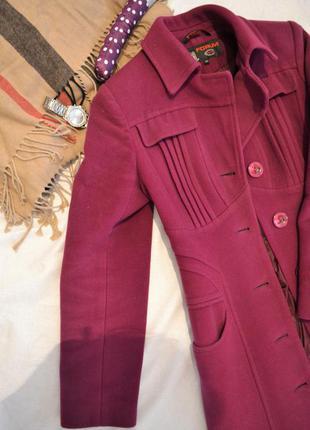 Пальто длинное, стильное, демисезонное, осень, теплое пальто, очень хорошее качество
