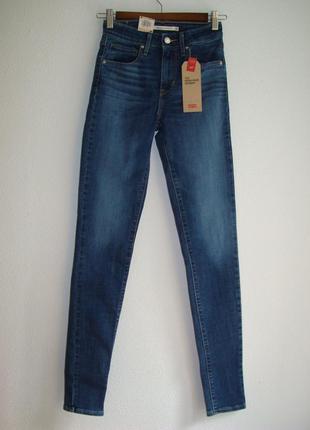 Распродажа! стильные женские джинсы  levis 721 сша