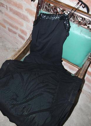 Коктельное платье рыбка  opera1 фото