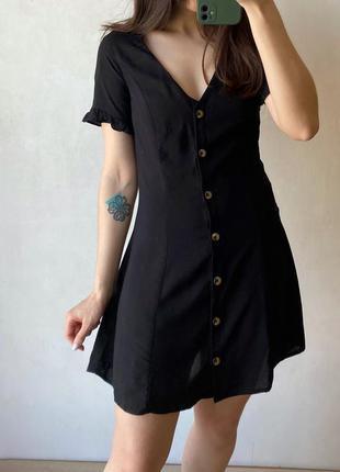 Лёгкое летнее платье1 фото