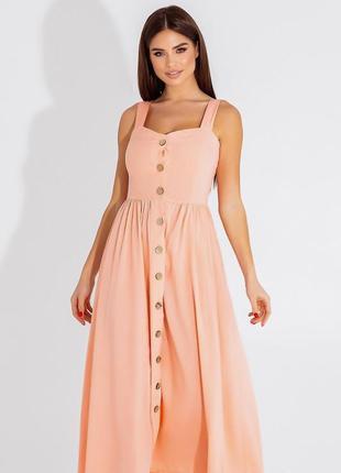 Сарафан длинный платье 4 цвета4 фото