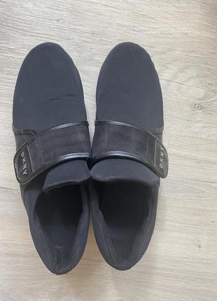 Туфли лоферы dkny кроссовки