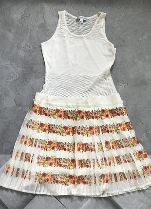 Платье waggon paris