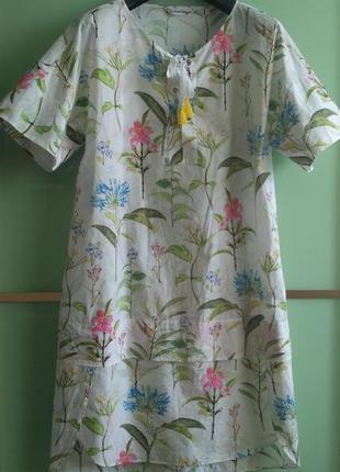Літнє плаття сукня le  sarte  pettegole італія  p.40,42