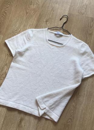 Свитер футболка кашемир brunello cucinelli cashmere кофта1 фото