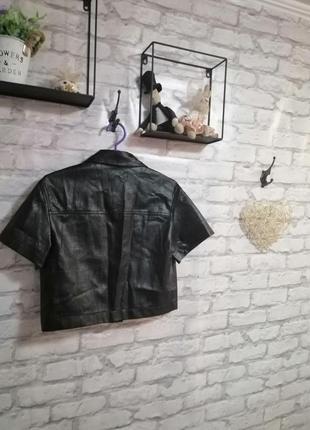 Курточка под кожу9 фото