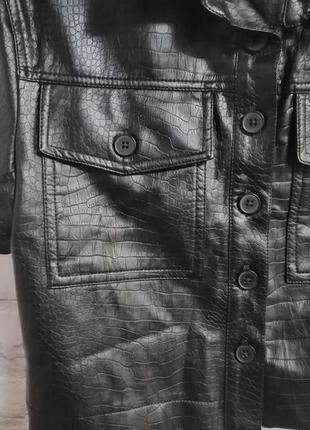 Курточка под кожу6 фото