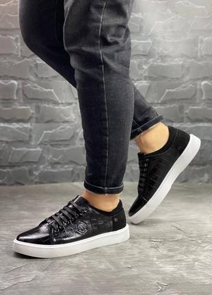 Туфли кеды philipp plein