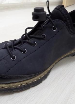 Туфли-мокасины rieker antistress оригинал размер 38