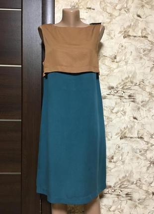 Оригинальное натуральное платье100% tencel,comodo