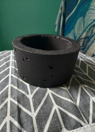 Горшок для вазона с бетона, горшочек, горщик