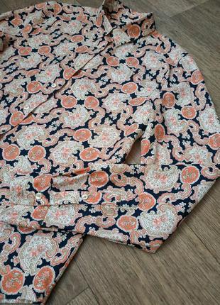 Женская блузка gant, немецкая рубашка гант.3 фото