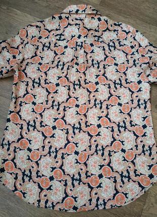 Женская блузка gant, немецкая рубашка гант.8 фото
