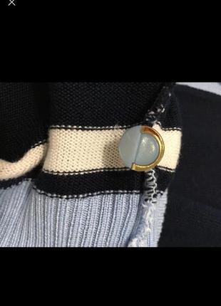 Стильный итальянский свитер4 фото