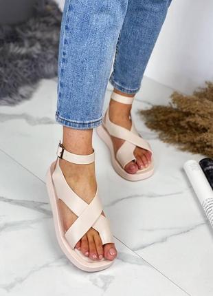 Босоножки сандали гладиаторы 36-41 2 цвета5 фото