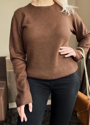 Шерстяная кофта, свитер, водолазка jil sander1 фото