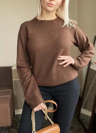 Шерстяная кофта, свитер, водолазка jil sander2 фото