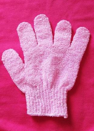 Перчатка мочалка primark