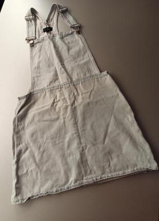 Проадм джинсовый комбинезон