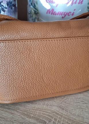 Терміново! сумка, сумочка шкіра, кожа borse in pelle,  італія4 фото