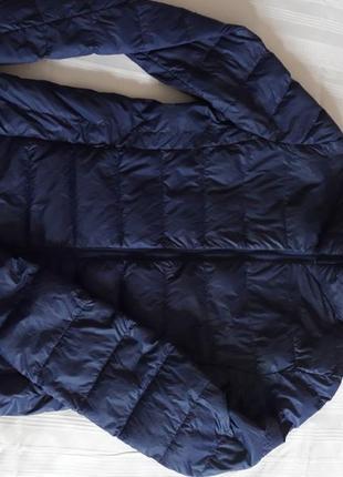 Стеганная лёгкая куртка курточка basic