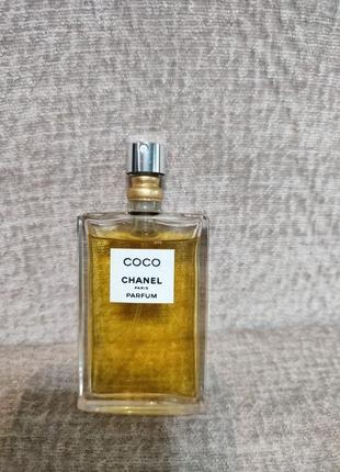Chanel coco parfum духи