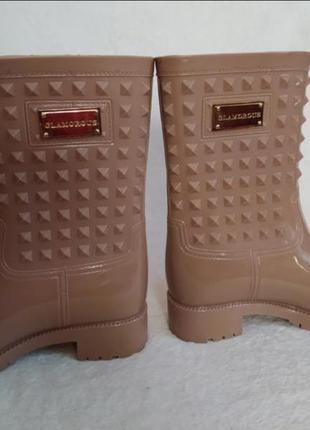 Сапоги резиновые гумові чоботи