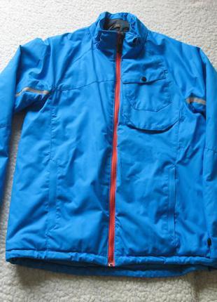 Спортивная куртка с флисовой подкладкой h&m