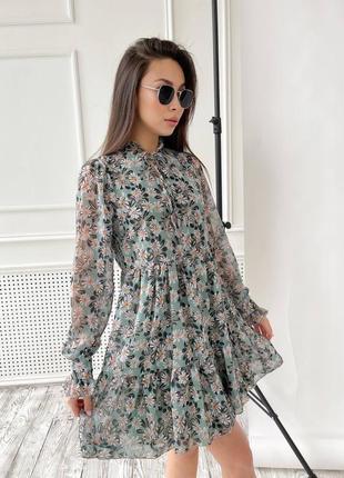 Платье шифон😍