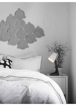Настольная  лампа ikea идеально для чтения
