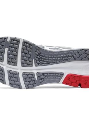 Кроссовки мужские серый белый asics gel-pulse 11 original grey3 фото