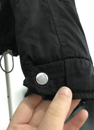Оверсайз куртка bershka5 фото