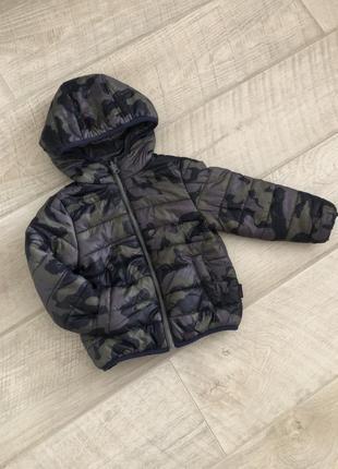 Двохстороння курточка в ідеальному стані