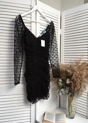 Красивое платье резинка