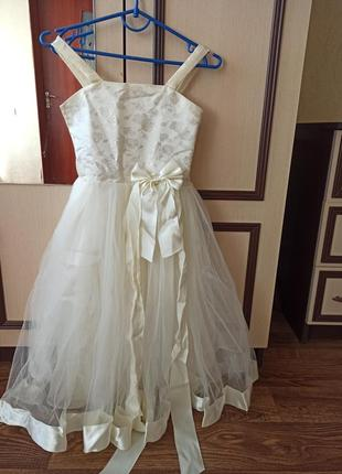 Выпускное платья