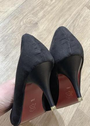 Туфли лодочки лебутен3 фото
