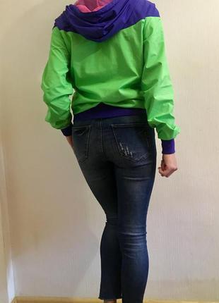 Куртка-ветровка nike оригинал2
